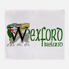County Wexford Throw Blanket