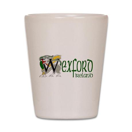 County Wexford Shot Glass