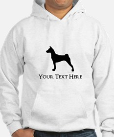 Basenji - Your Text! Hoodie