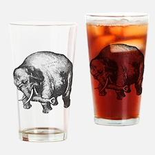 Big Elephant Pint Glass