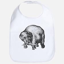Big Elephant Bib
