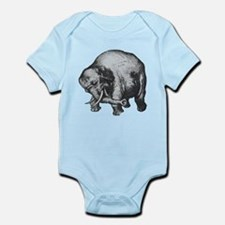 Big Elephant Infant Bodysuit