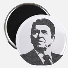 Ron Reagan Icon Magnet