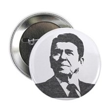 "Ron Reagan Icon 2.25"" Button"