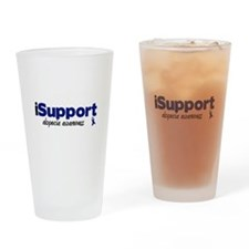 iSupport Alopecia Pint Glass