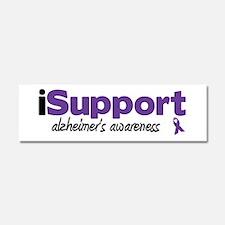 iSupport Alzheimers Car Magnet 10 x 3