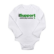 iSupport Cerebral Palsy Long Sleeve Infant Bodysui
