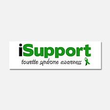 iSupport Tourette Car Magnet 10 x 3