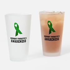 TS Awareness Pint Glass