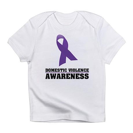 DV Awareness Infant T-Shirt