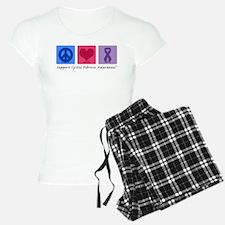 Peace Love Cure CF Pajamas
