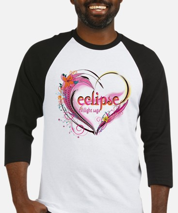 Eclipse Heart Baseball Jersey