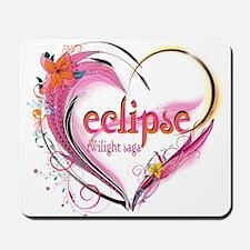 Eclipse Heart Mousepad