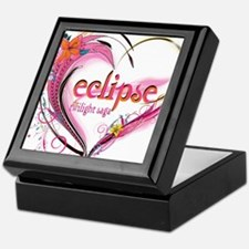 Eclipse Heart Keepsake Box