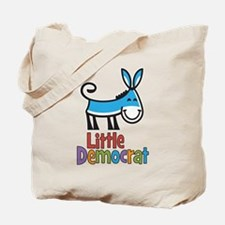 Little Democrat Tote Bag
