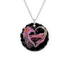 Twilight Eclipse Heart Necklace