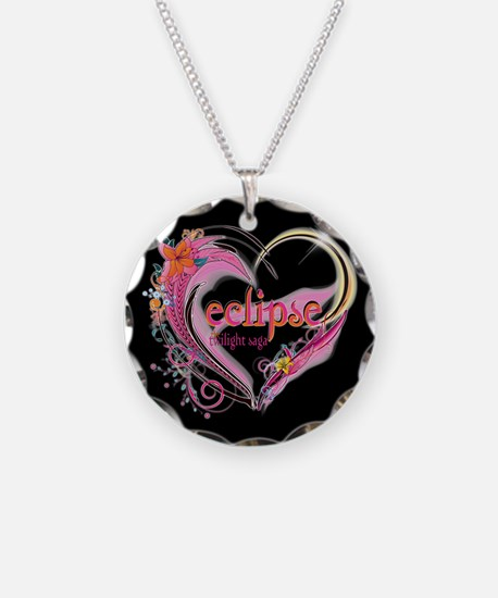Twilight Eclipse Heart Necklace