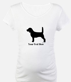 Beagle - Your Text! Shirt