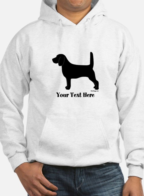 Beagle - Your Text! Jumper Hoody