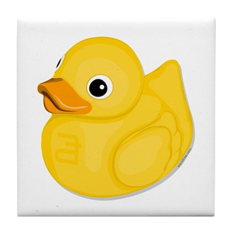 Rubber Ducky, Tile Coaster