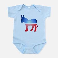 Blurry Donkey Infant Bodysuit