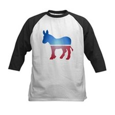 Stained Glass Donkey Tee