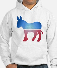 Stained Glass Donkey Hoodie
