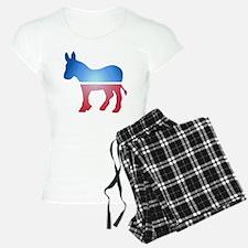 Stained Glass Donkey Pajamas