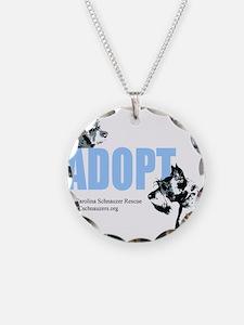 Adopt Logo Necklace