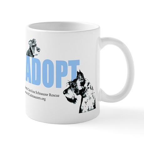 Adopt Logo Mug