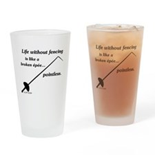Pointless Pint Glass