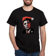 Santa Obama T-Shirt