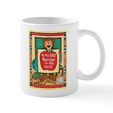 Best Teacher from Boy Coffee Mug