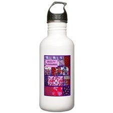 Maxine's Red Hat Water Bottle