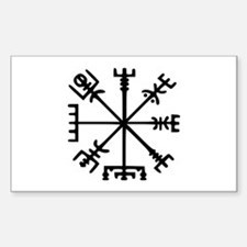 Viking Compass : Vegvisir Decal
