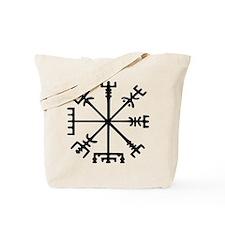 Viking Compass : Vegvisir Tote Bag