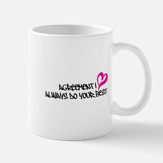 Cute Self help Mug