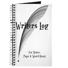 Writers Log Journal