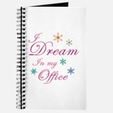 Dream in my office Journal