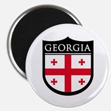 "Georgia (Rep) Patch 2.25"" Magnet (100 pack)"