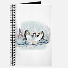hOt tUb pEnGuInS Journal