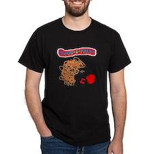 Clown -a- phobic Black T-Shirt