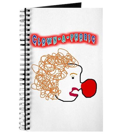 Clown -a- phobic Journal