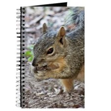 Munching Squirrel Journal