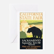 California Bear Greeting Cards (Pk of 20)