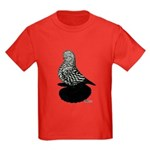 Splash Tumbler Pigeon Kids Dark T-Shirt