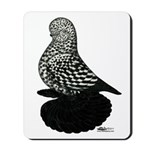 Splash Tumbler Pigeon Mousepad