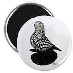 Splash Tumbler Pigeon Magnet