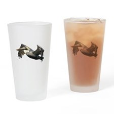 Pelican Flying Pint Glass