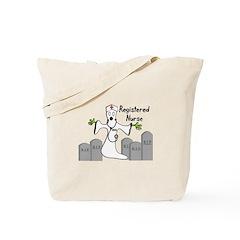 Nurse Holidays Tote Bag